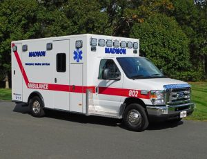 PL Medallion ambulance on E-450