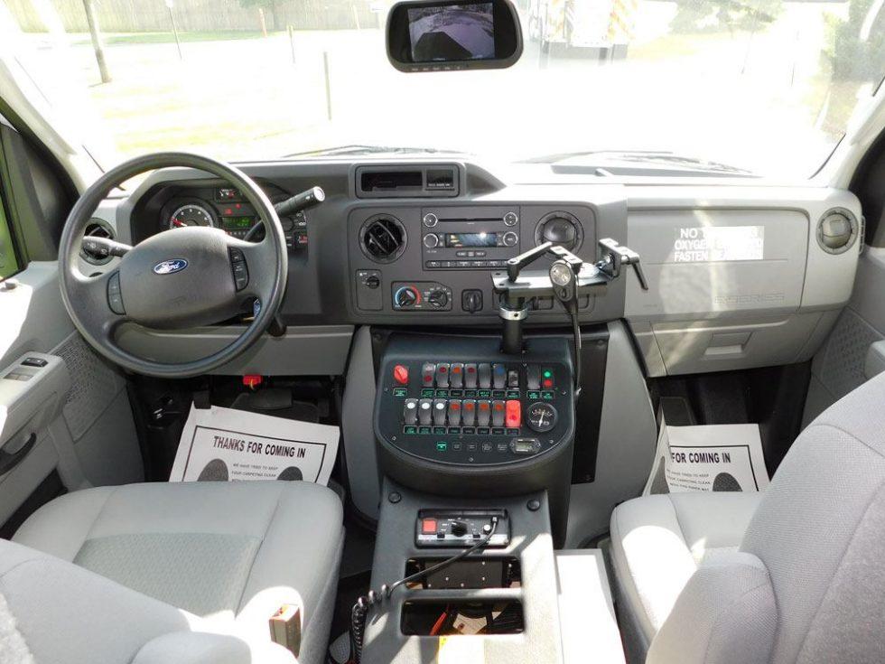 PL Medallion ambulance on E-450