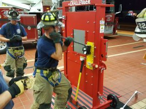 Challenger Forcible Entry Door RENTAL