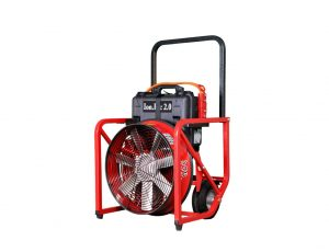 718-B Electric Battery Powered Variable Speed PPV