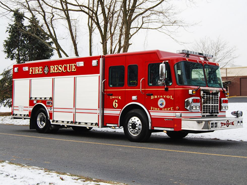 Non walk-in rescue on a Custom Chassis