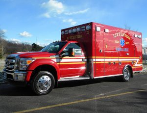 Type I – Classic on a Ford F-550 Chassis
