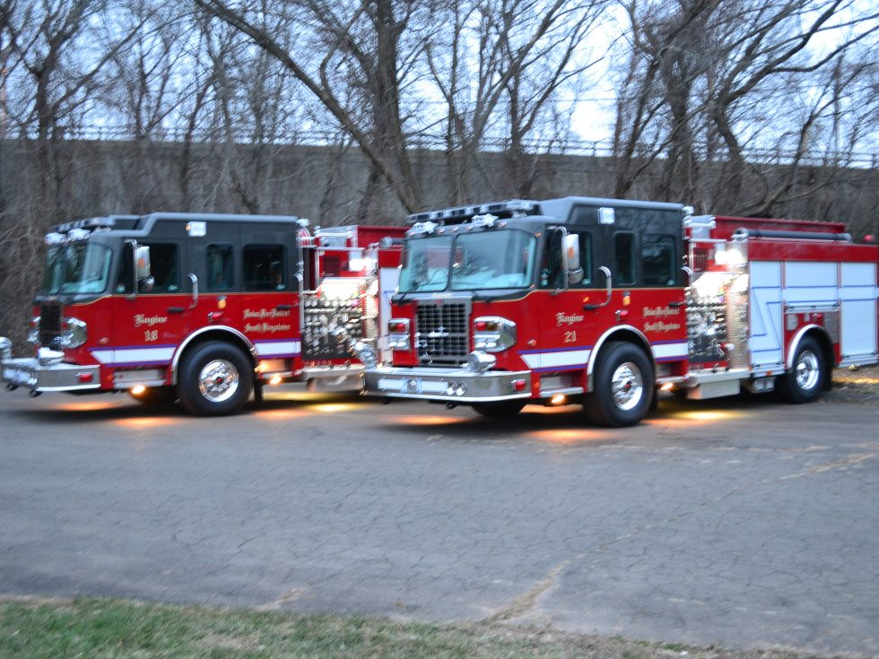 Side Mount Stainless Steel Pumpers