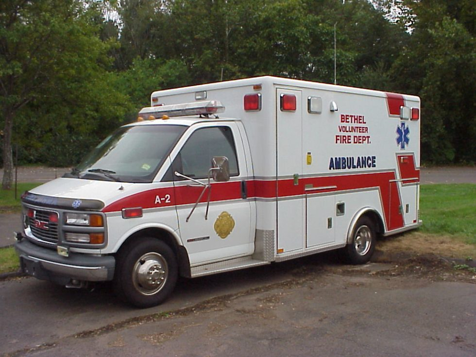 Type 3 Medallion Ambulance on Ford Chassis