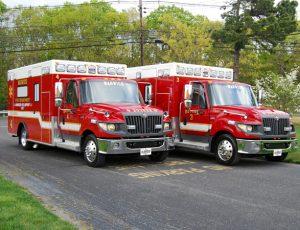 Type I – Titan ambulance on a Terrastar Chassis