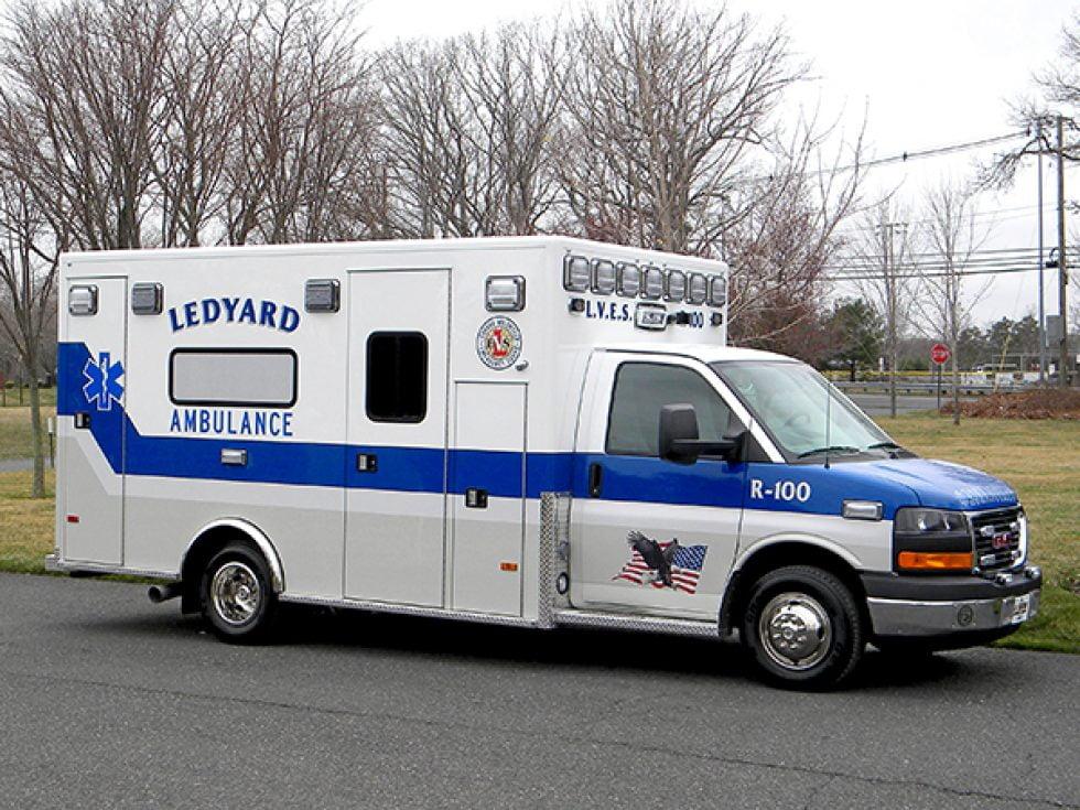 Type 3 Medallion Ambulance on GMC 4500 Chassis