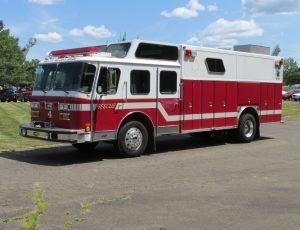 1991 E-One Walk-in Rescue