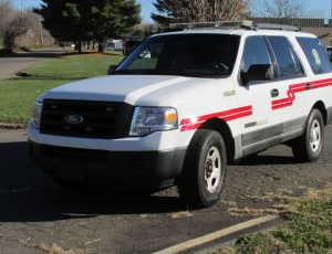 2007 Command Car