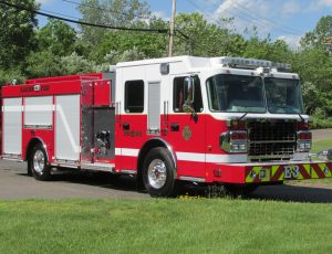 Custom Side mount Pumper