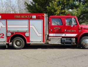 2000 IHC Rescue