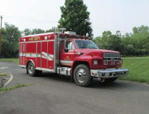 1991 Ford Rescue