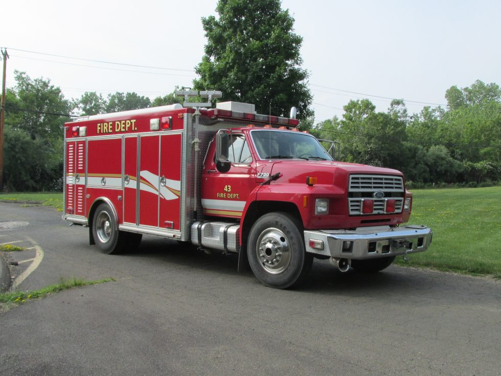 1991 Ford Rescue