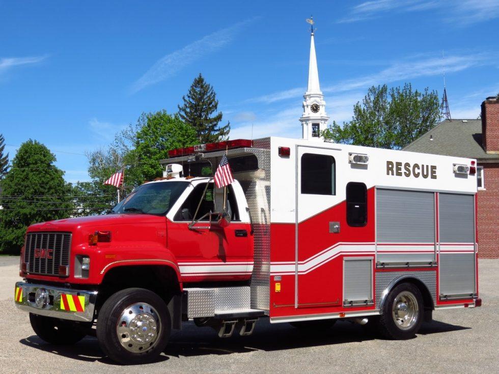 2002 GMC Rescue