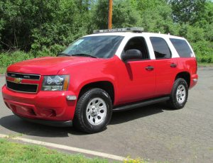 2008 Tahoe Command Car
