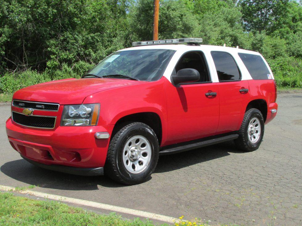 2008 Tahoe Command Car