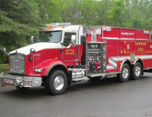 3000 Gallon Tanker