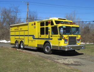 1997 Spartan/SVI rescue