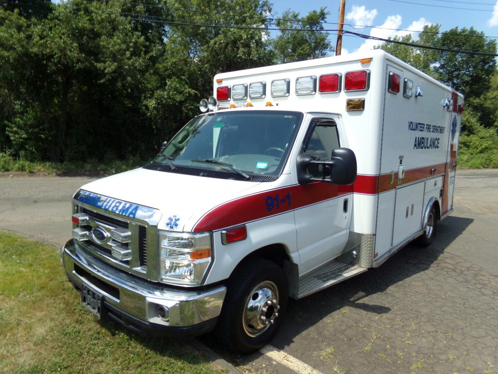 2008 Ambulance