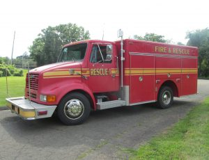 1999 IHC/Pierce Rescue