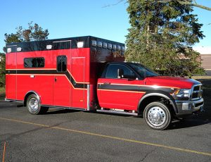 Type 1 Classic on a Dodge 4500 Chassis