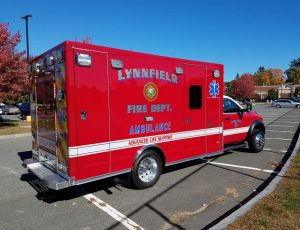 Ambulances | Fire & EMS | New England Fire Equipment & Apparatus