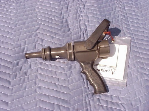 Akron Brass Smooth Bore Nozzle