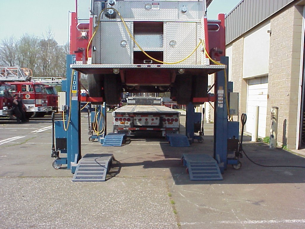 Apparatus Loading 4