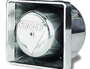 Code 3 PB100 Siren Speakers