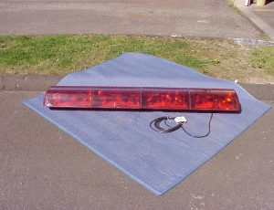 Code 3 XL5000 Lightbar