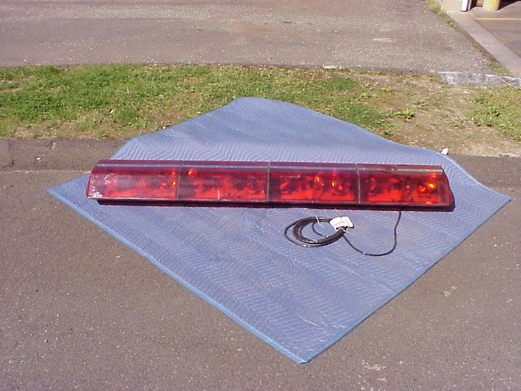 Code 3 XL5000 Lightbar