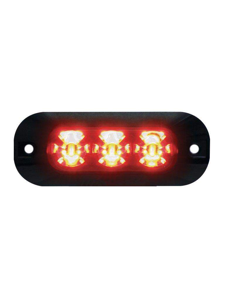 Code 3 XTP 3 Exterior Lights