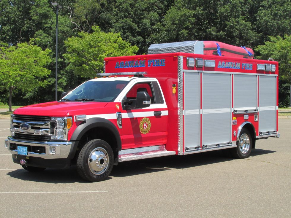 Rescue on a Commericial Chassis