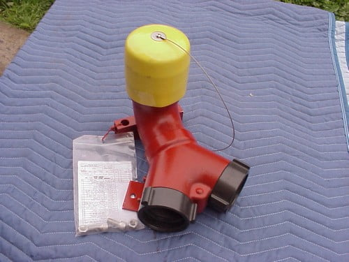 Elkhart Brass Deck Mount Adapter