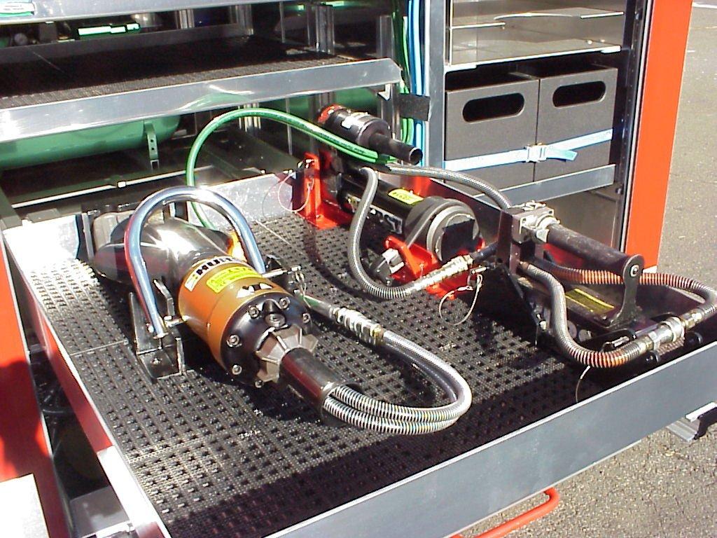 Equipment Mounting 1