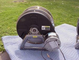 Hannay Hydraulic Reel