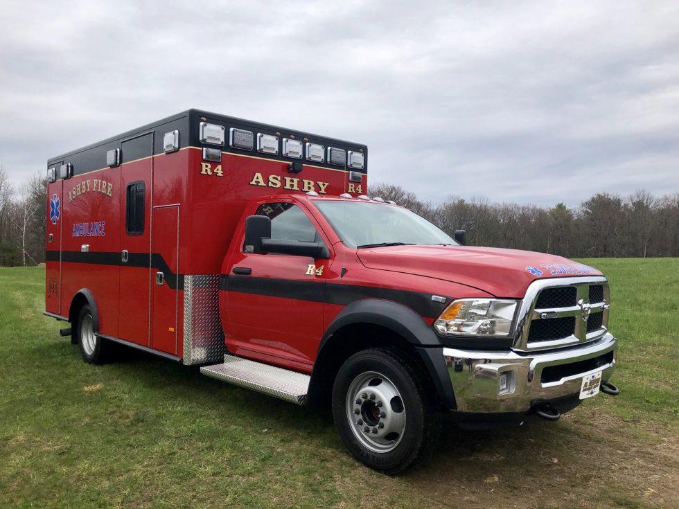 PL Classic ambulance on a Dodge 5500