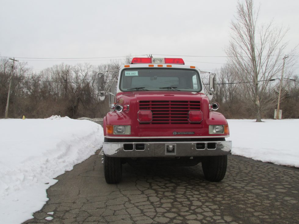 1998 IHC/UST Tanker