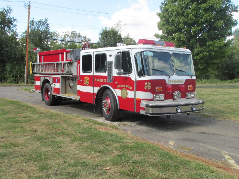 1990 E-ONE PUMPER