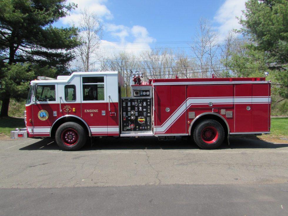 North Haven Engine 9