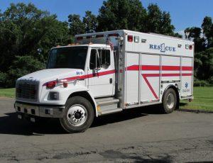 2003 Rescue