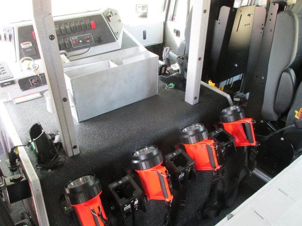 75′ Aerial on a Spartan Chassis