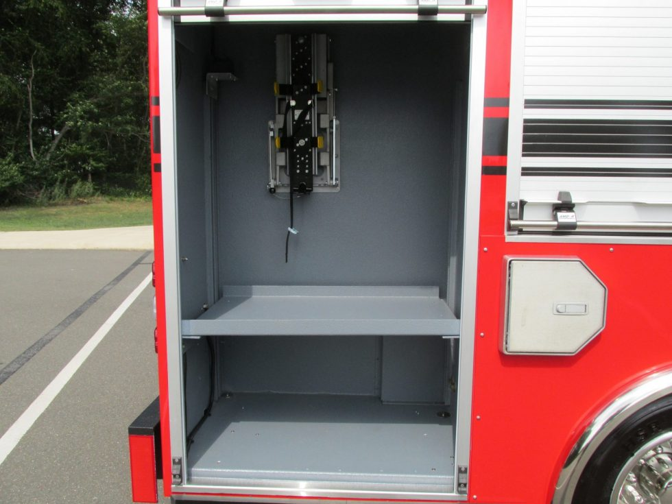 2019 Rescue on a F-550 Chassis