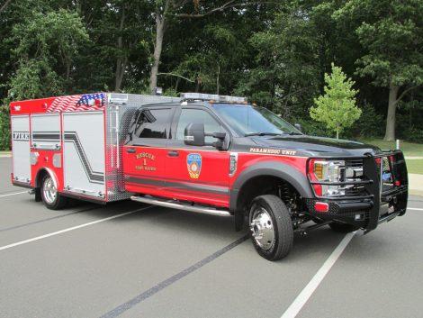 Fire Truck & Fire Equipment Sales | New England Fire
