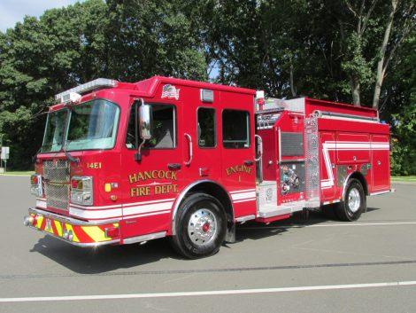 Fire Truck & Fire Equipment Sales   New England Fire