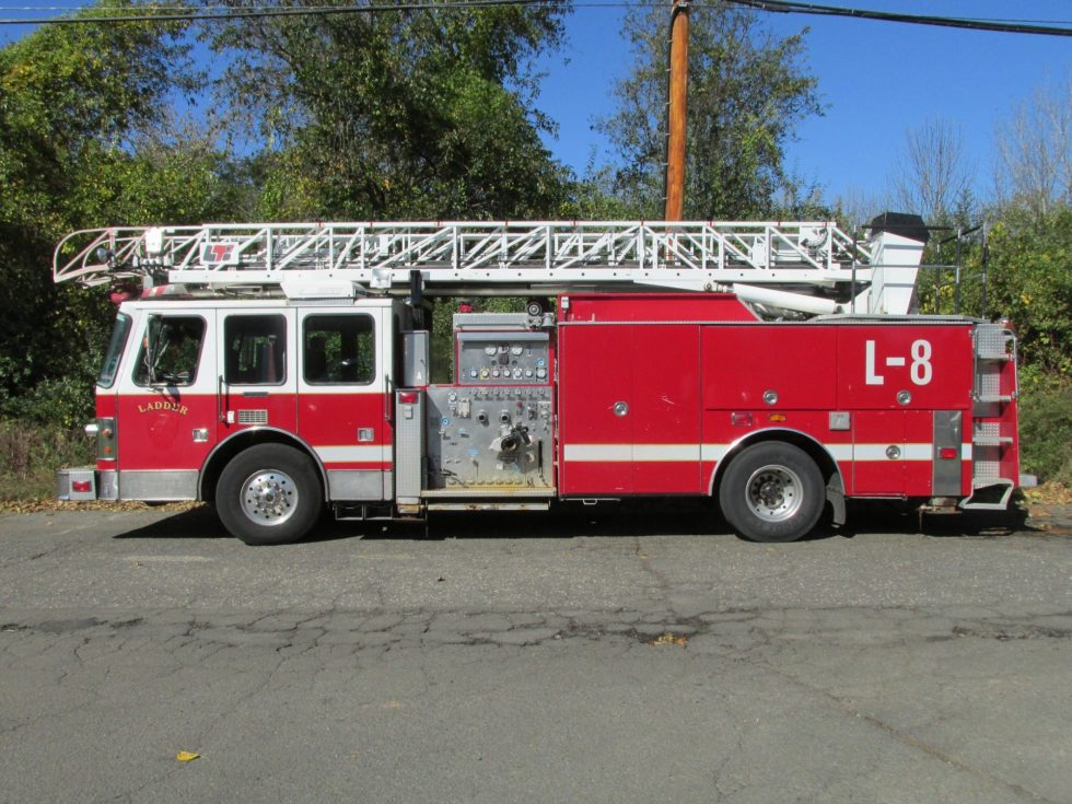 75′ Aerial – Donated