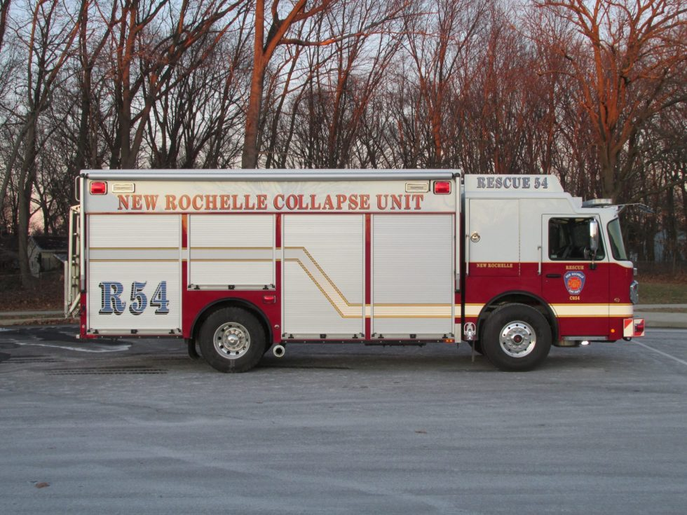 Rescue & Collapse unit a Custom Chassis