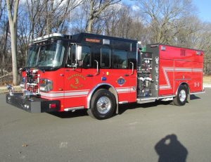 SPARTAN CUSTOM PUMPER