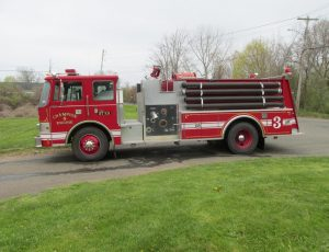 1987 Pierce Pumper