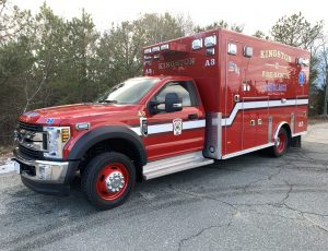 Type 1 Classic on a Ford F-550 Chassis