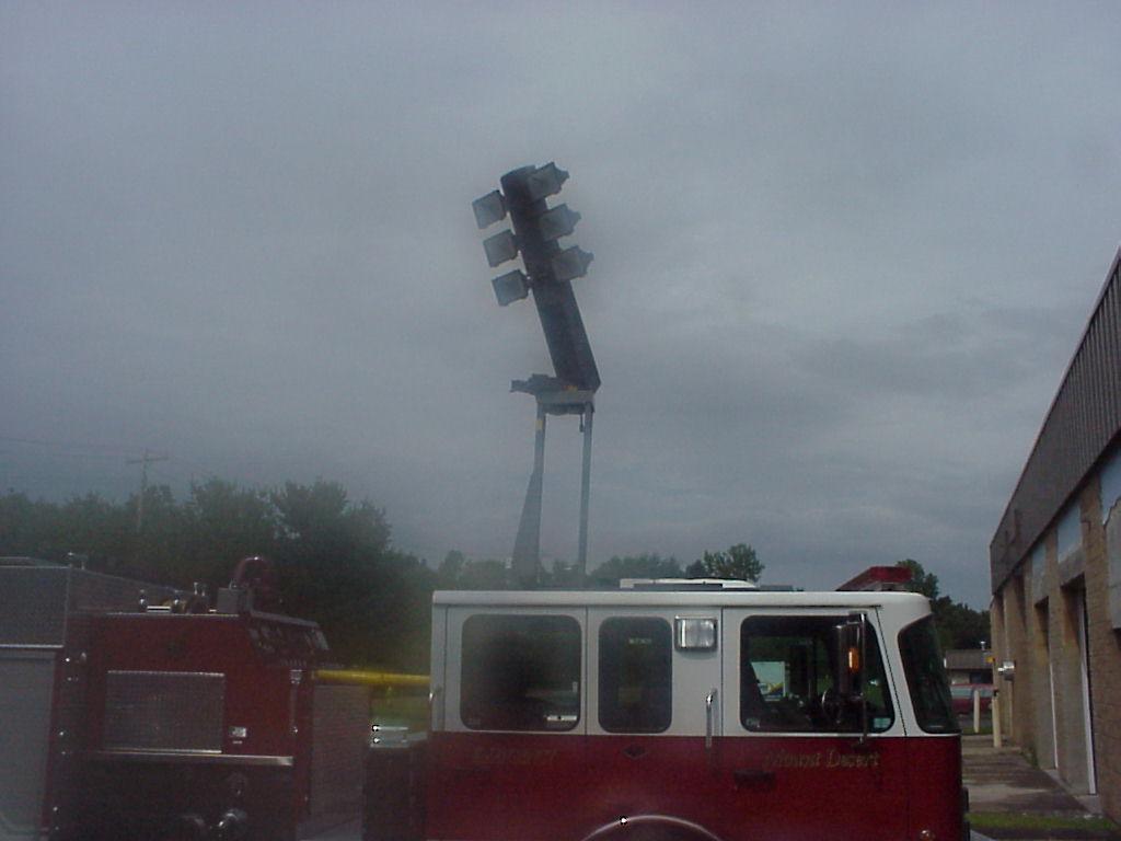 Light Tower Installation 4